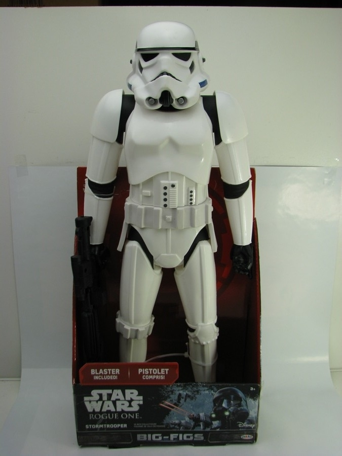 Star Wars Big-Figs Stormtrooper Figurka 46 cm Disney Jakks